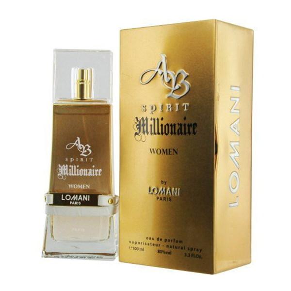 Lomani AB Spirit Millionaire EDT Perfume Spray