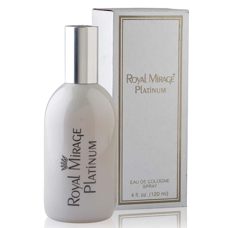 Royal Mirage Platinum Cologne
