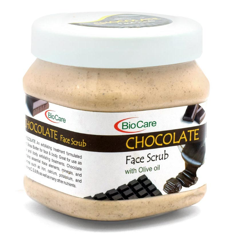 Bio Care Chocolate Face Scrub