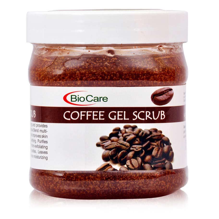Bio Care Coffee Gel Scrub