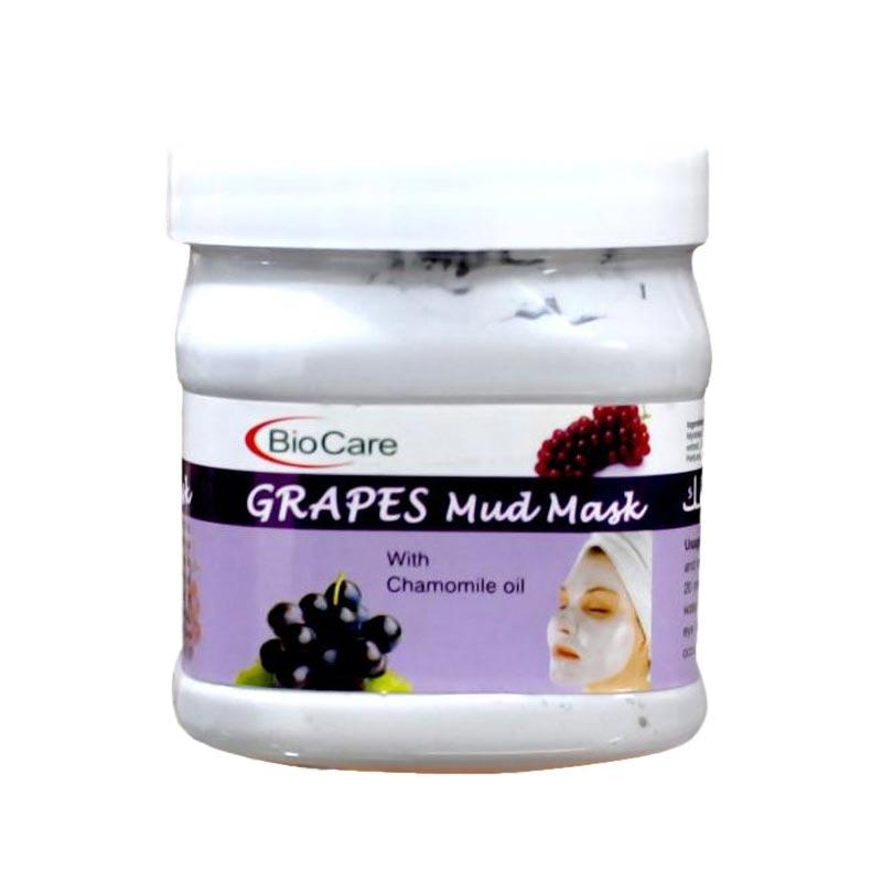 Bio Care Grapes Mud Mask