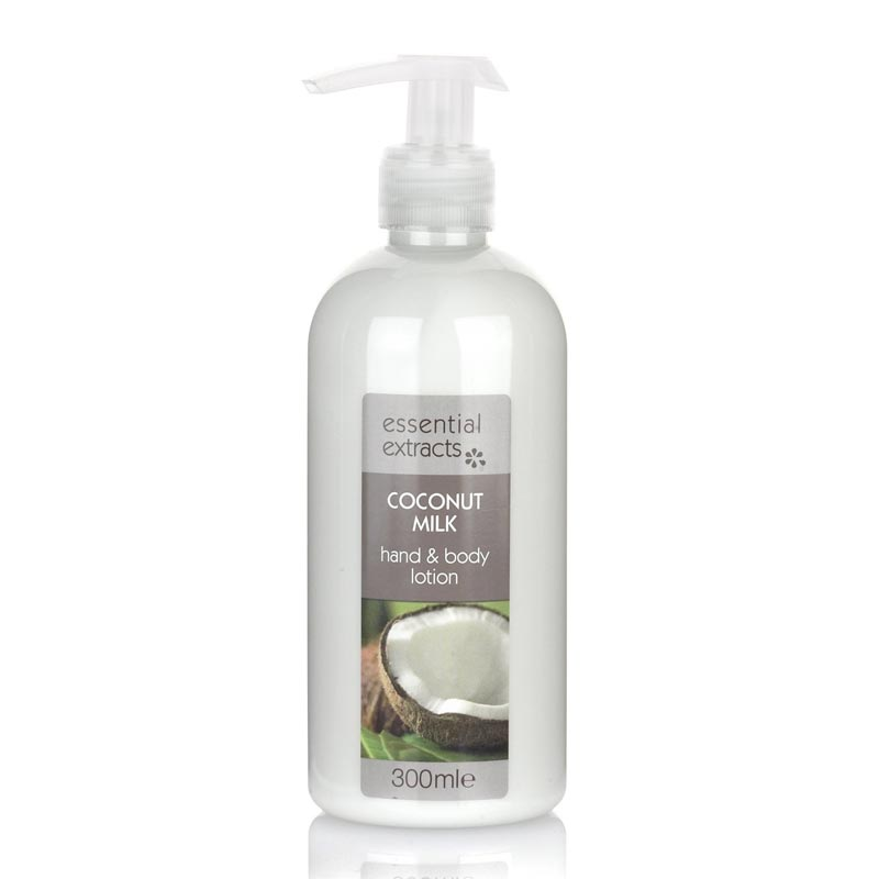 Marks And Spencer Essential Extracts Coconut Milk Hand and Body Lotion