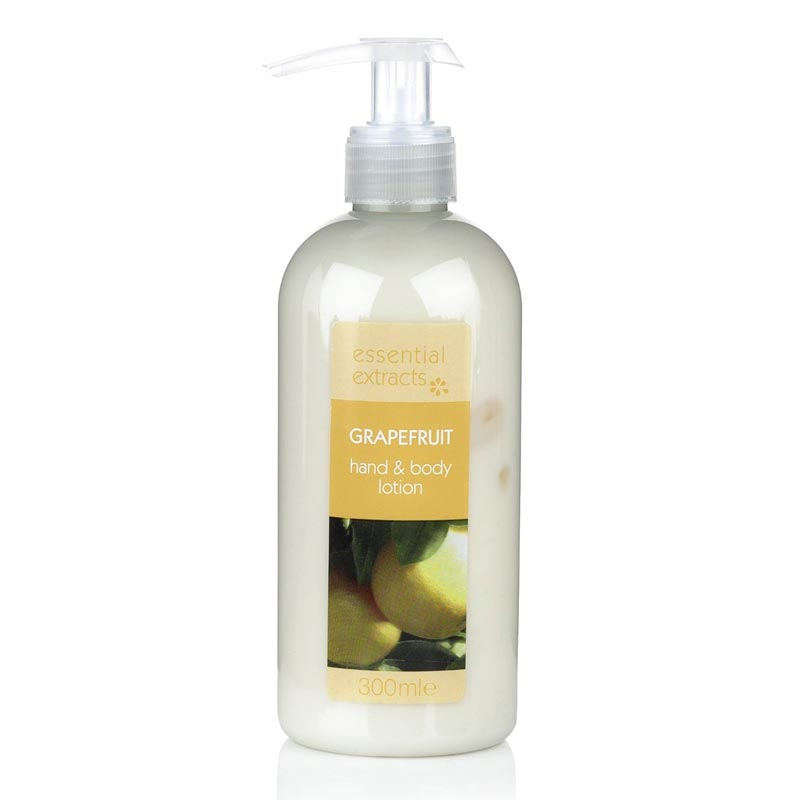 Marks And Spencer Essential Extracts Grapefruit Hand and Body Lotion