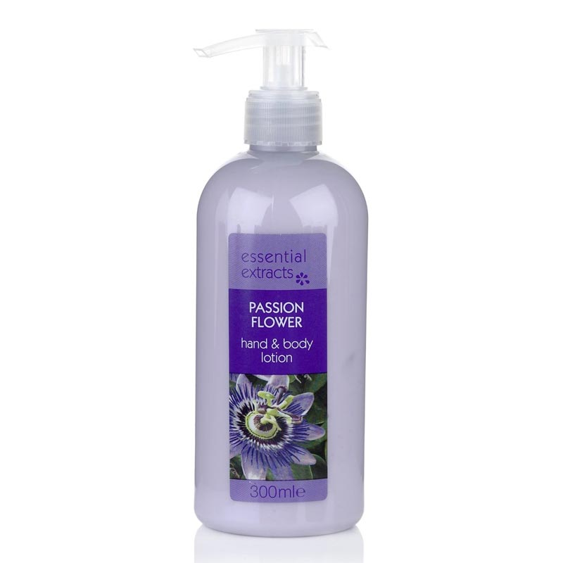 Marks And Spencer Essential Extracts Passion Flower Hand and Body Lotion