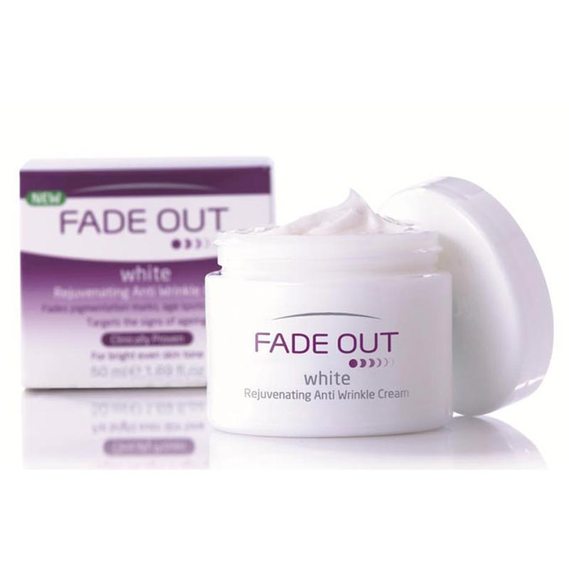 Fade Out White Rejuvenating Anti Wrinkle Cream