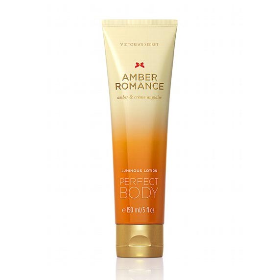 Victorias Secret Amber Romance Luminous Perfect Body Lotion