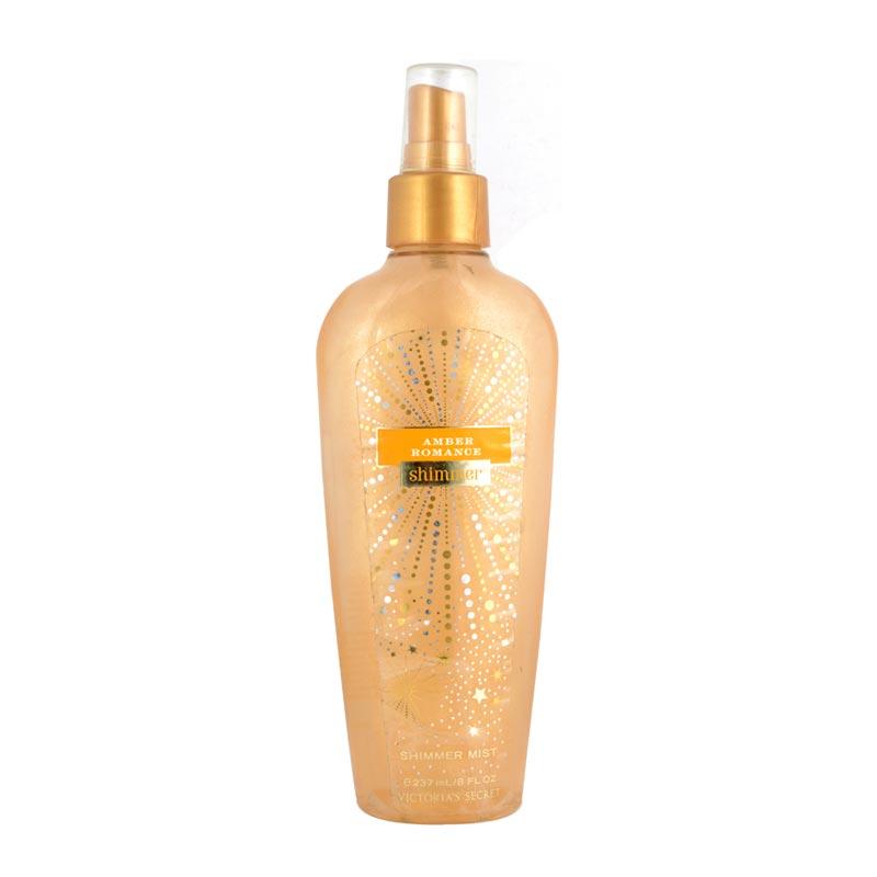 Victorias Secret Amber Romance Shimmer Body Mist