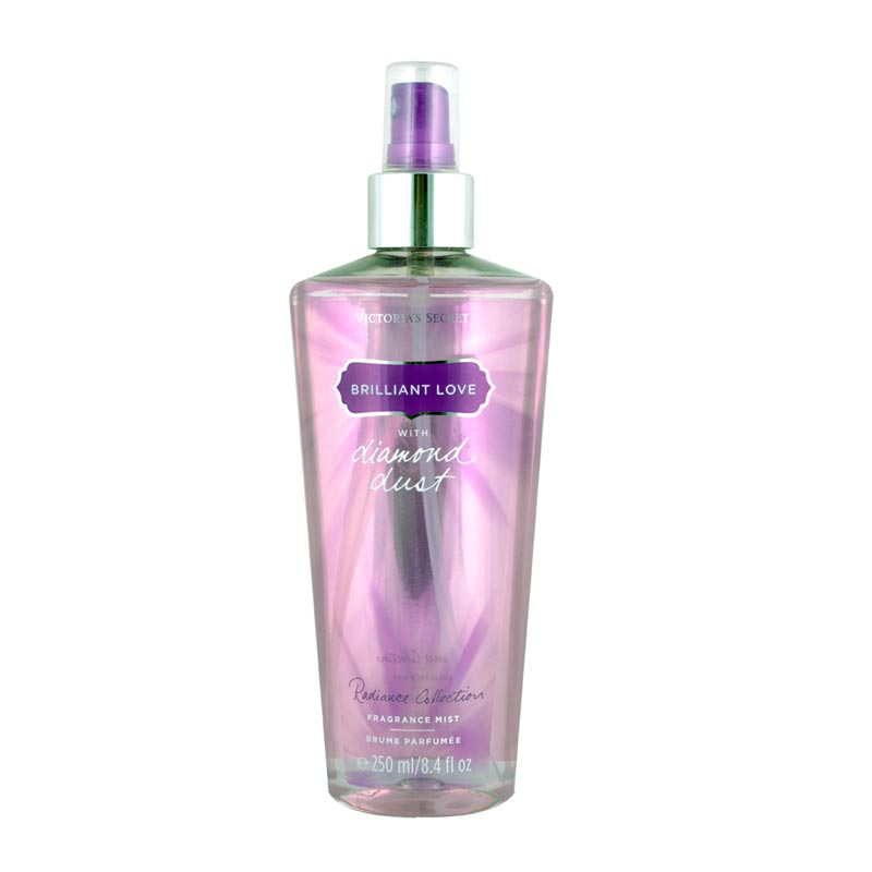 Victorias Secret Brilliant Love With Diamond Dust Body Mist