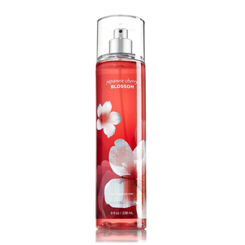 Bath And Body Works Japanese Cherry Body Mist
