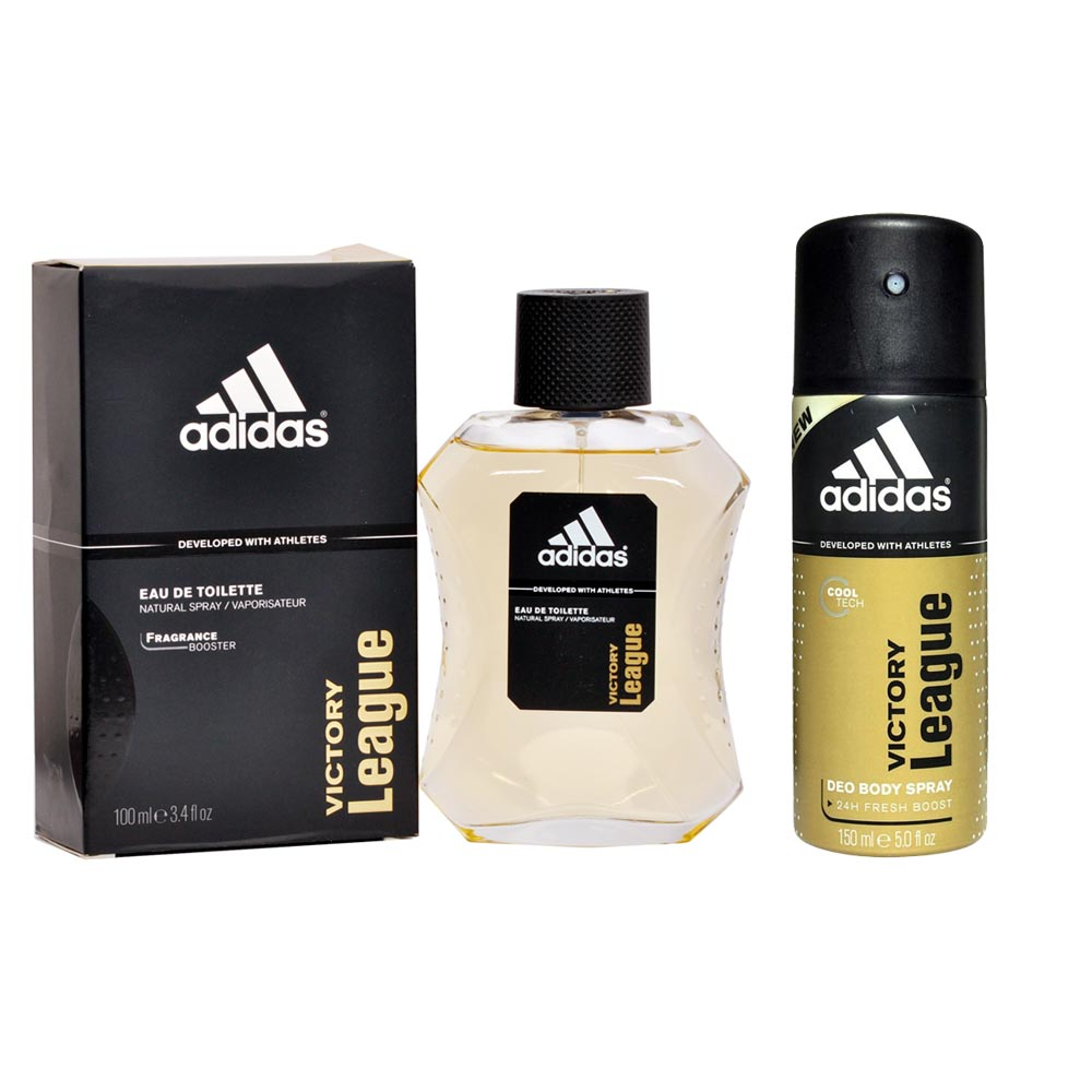 Adidas Victory League Perfume And Deodorant Combo