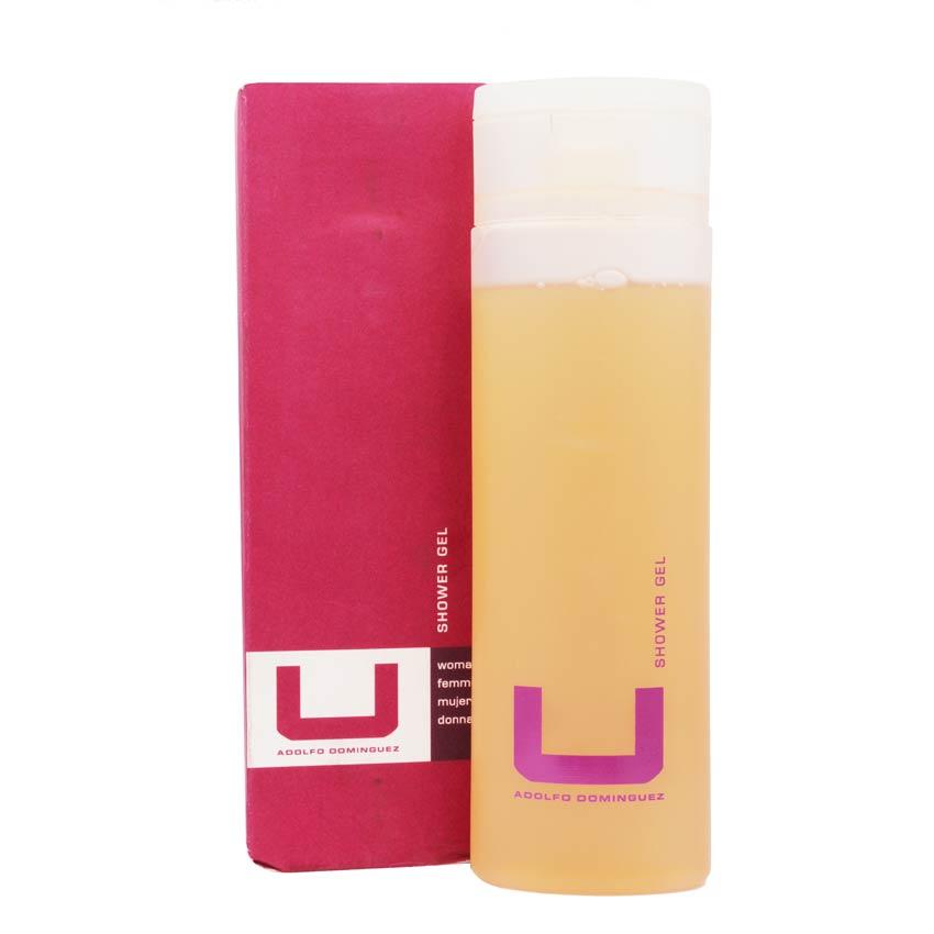 Buy online adolfo dominguez u shower gel for women online for Adolfo dominguez u woman