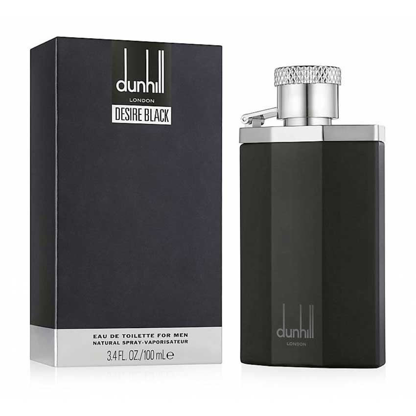 Alfred Dunhill Desire Black EDT Perfume Spray