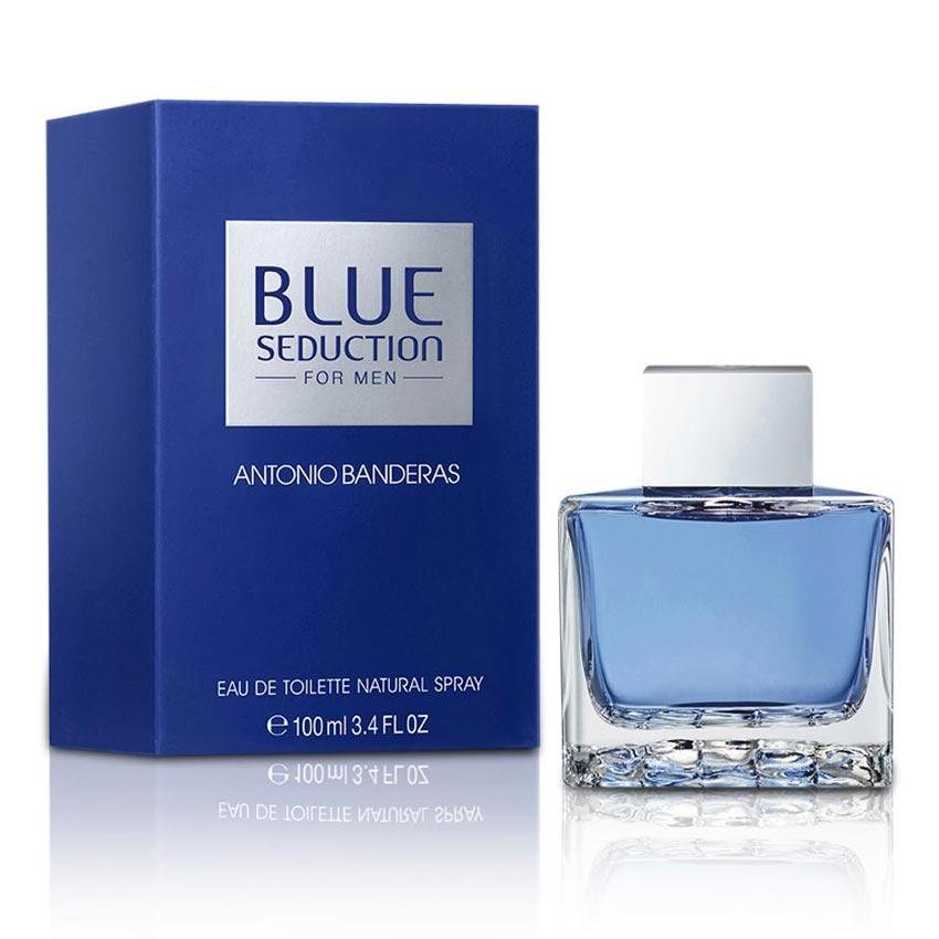 fe1172b71 Antonio Banderas Blue Seduction EDT Perfume Spray 50 ml for men ...