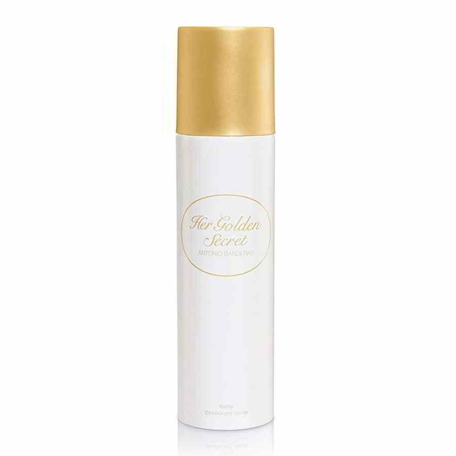 Antonio Banderas Her Golden Secret Deodorant Spray