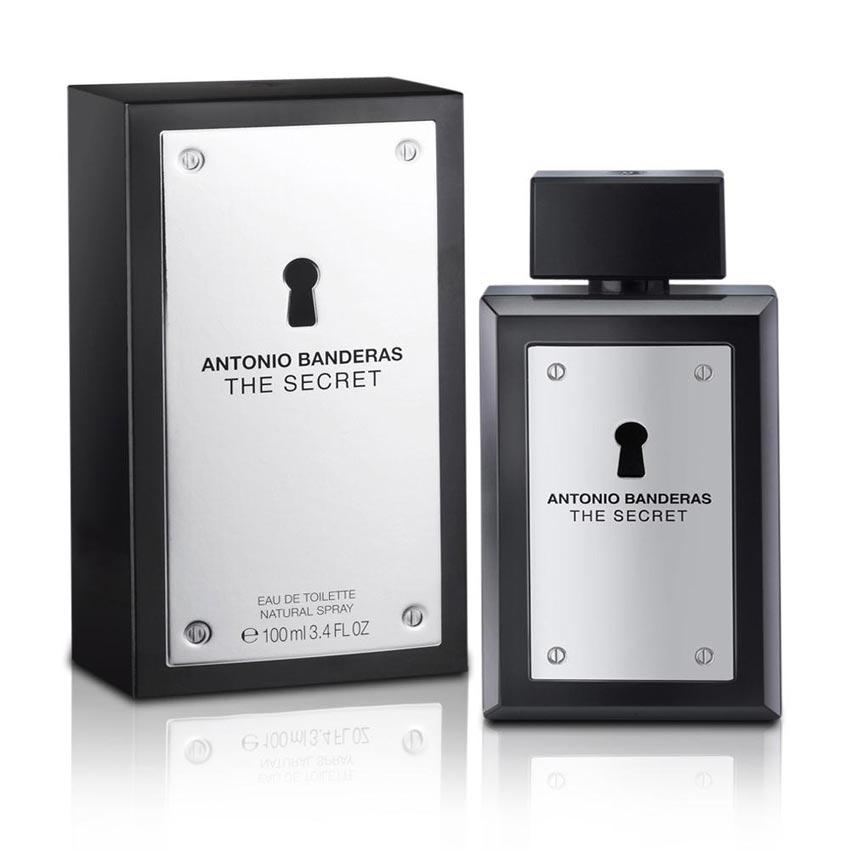 fc610b7ea Antonio Banderas The Secret EDT Perfume Spray 50 ml for men
