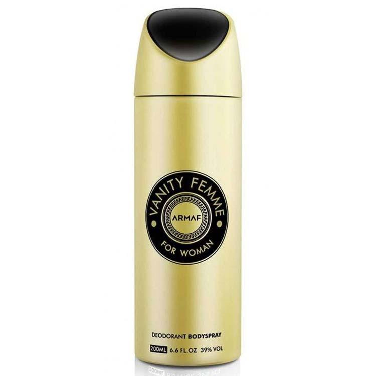 Armaf Vanity Femme Gold Deodorant Spray