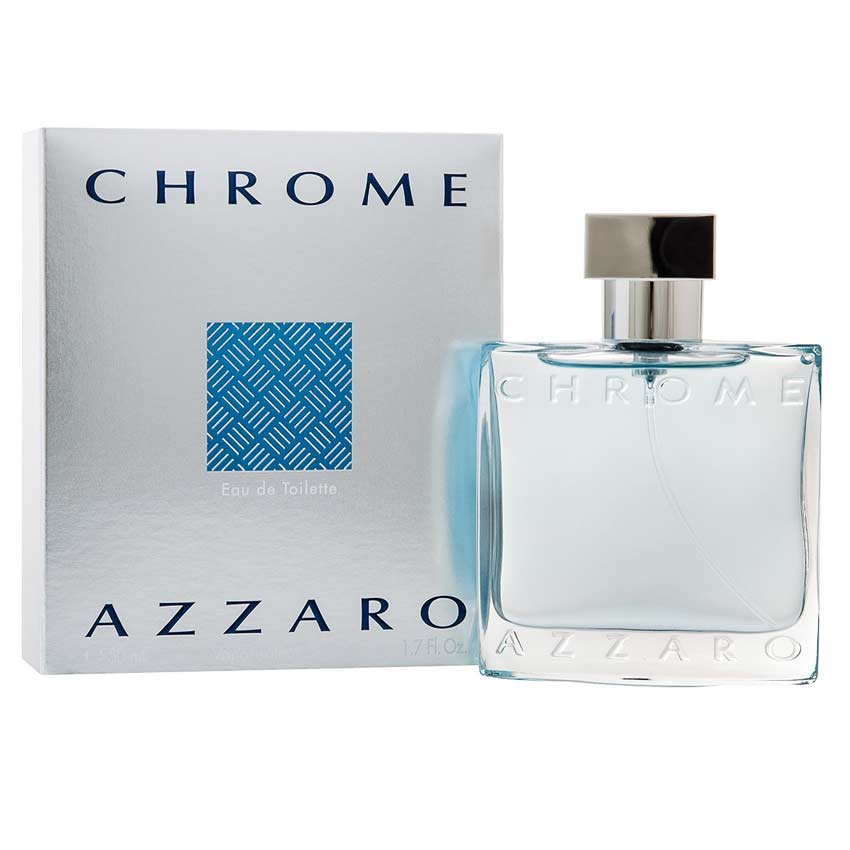 Azzaro Chrome EDT Perfume Spray