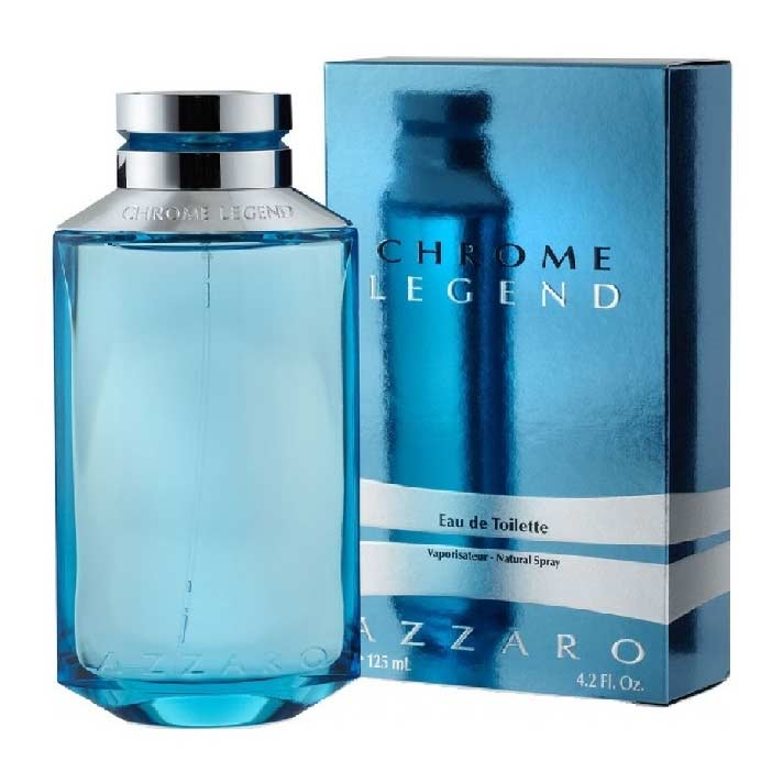Buy online azzaro chrome legend edt perfume spray for men for Chrome azzaro perfume