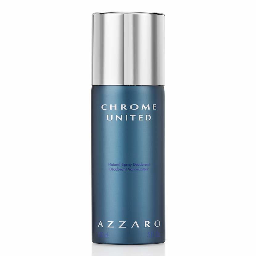 Azzaro Chrome United Deodorant Spray