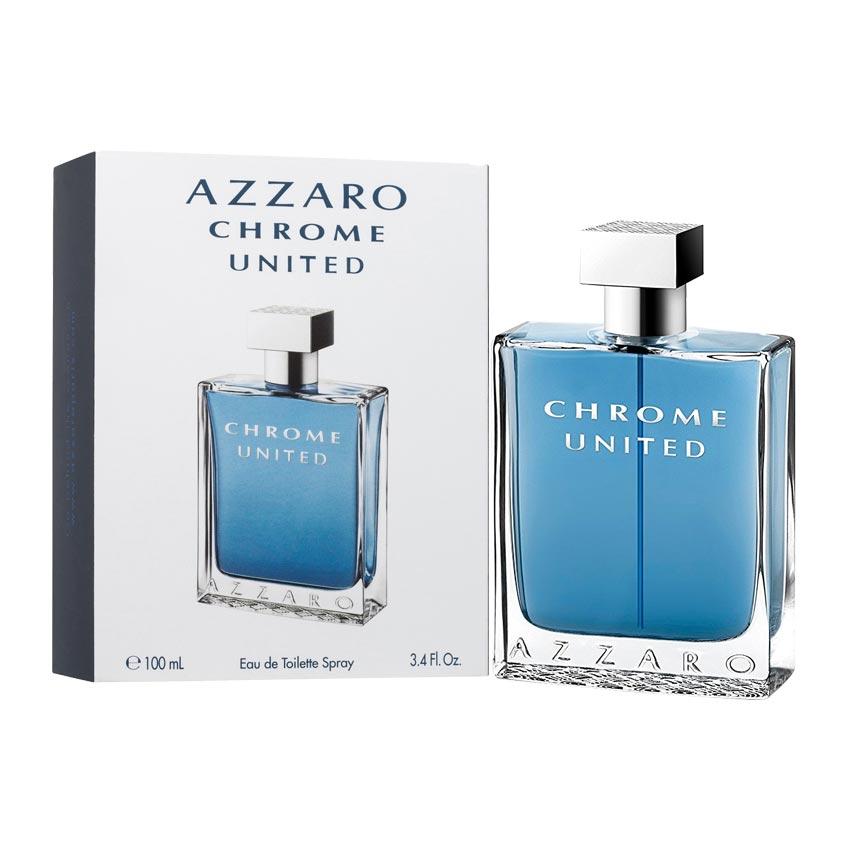 Azzaro Chrome United EDT Perfume Spray