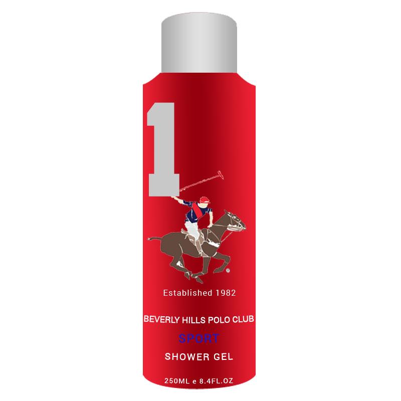 BHPC Sport No 1 Shower Gel