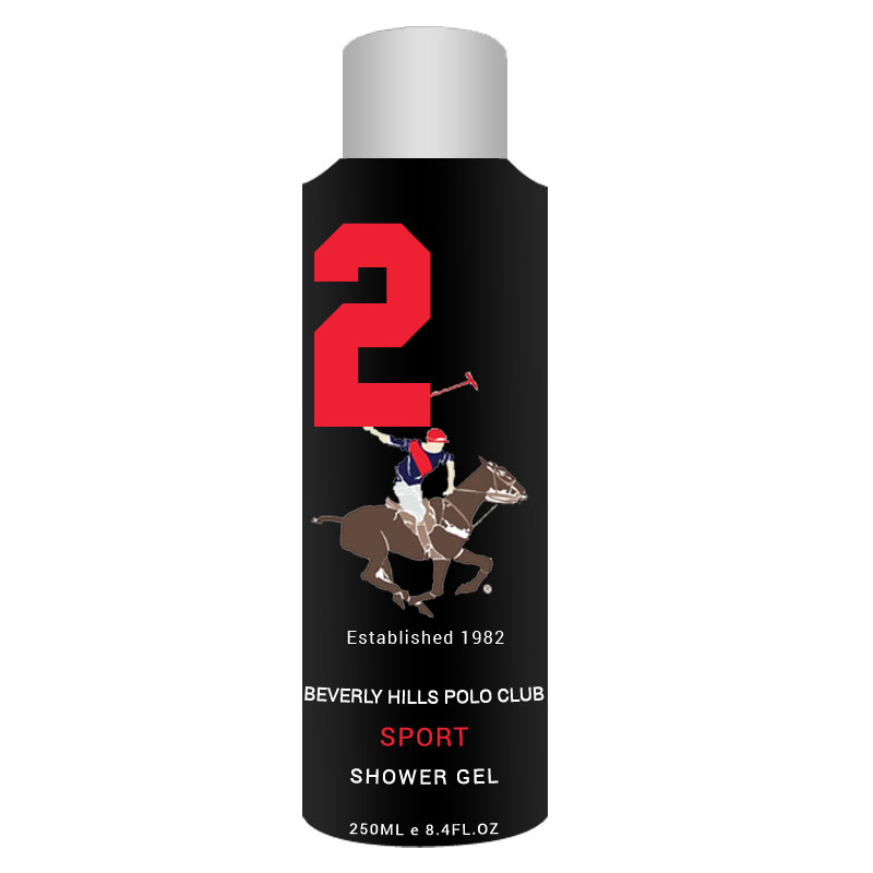 BHPC Sport No 2 Shower Gel