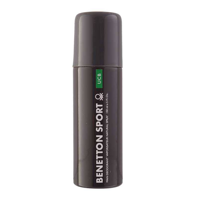 Benetton Sport Grey Water Base Deodorant
