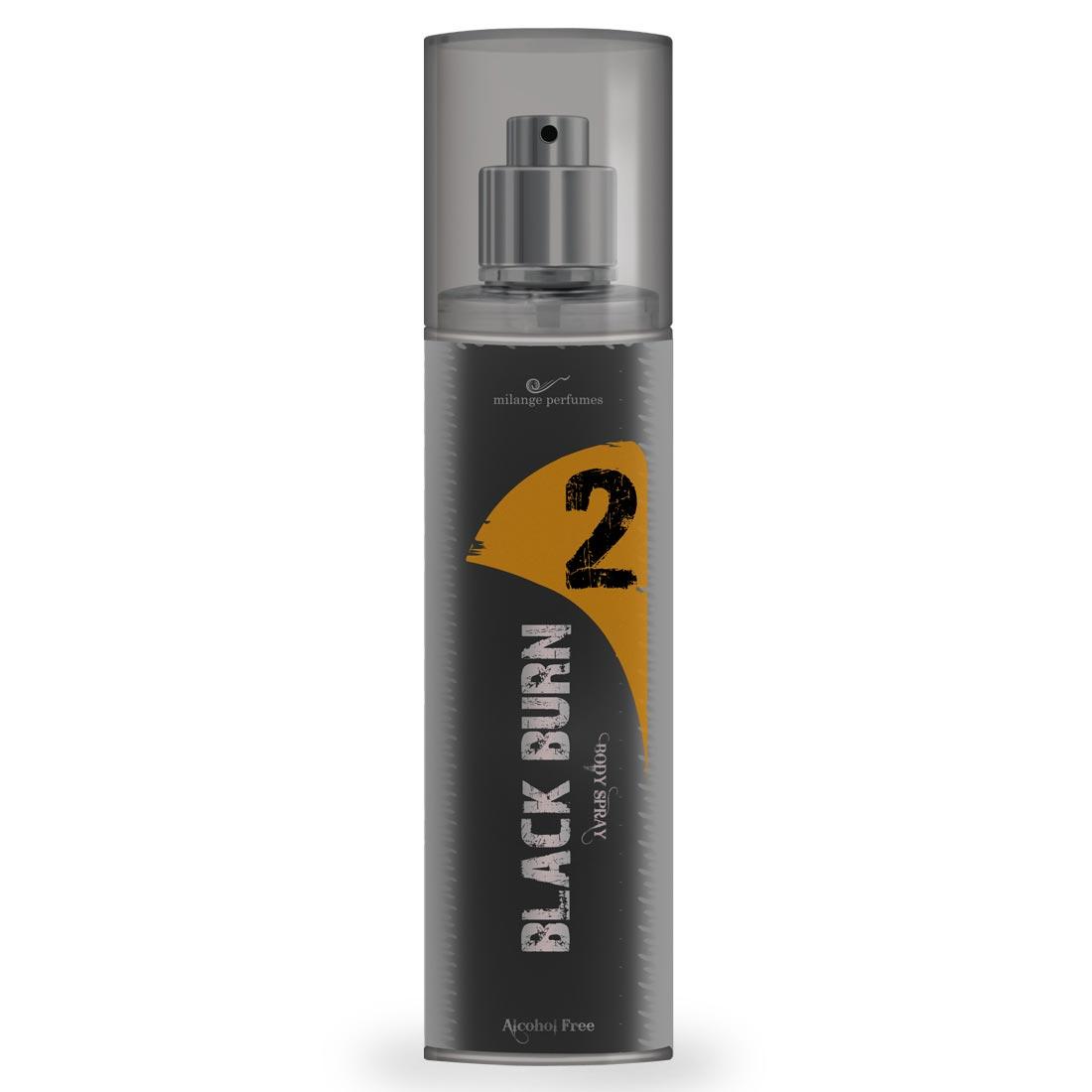Black Burn No 2 Alcohol Free Body Deodorant