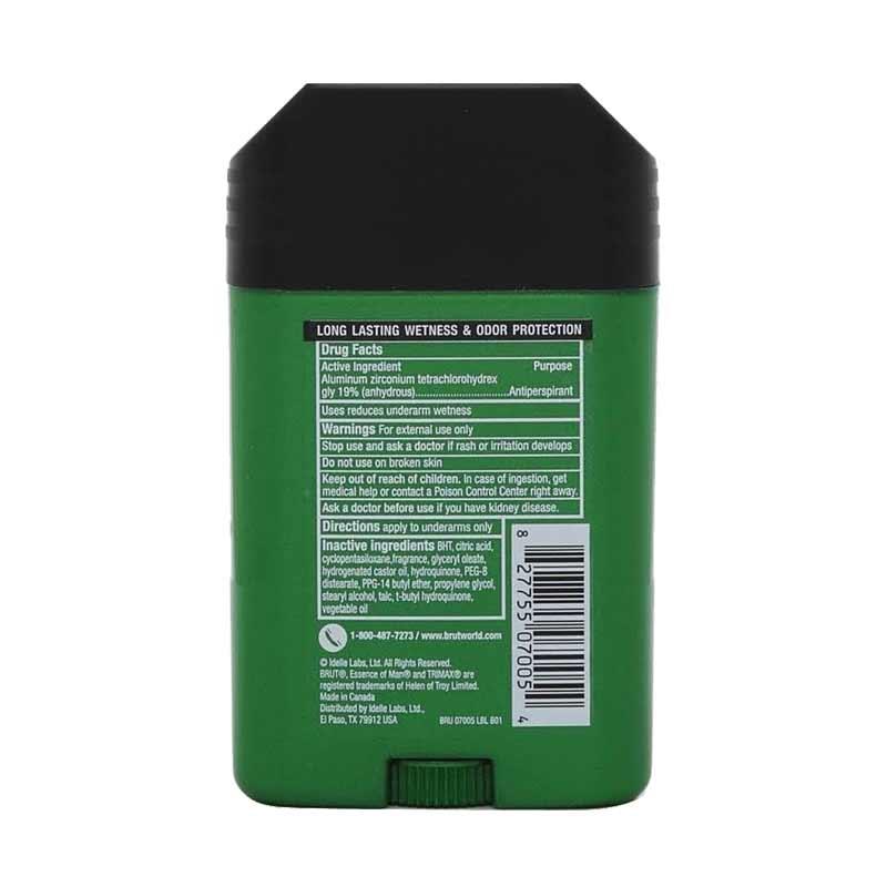 Brut Classic Original Solid Anti Perspirant Deodorant Stick