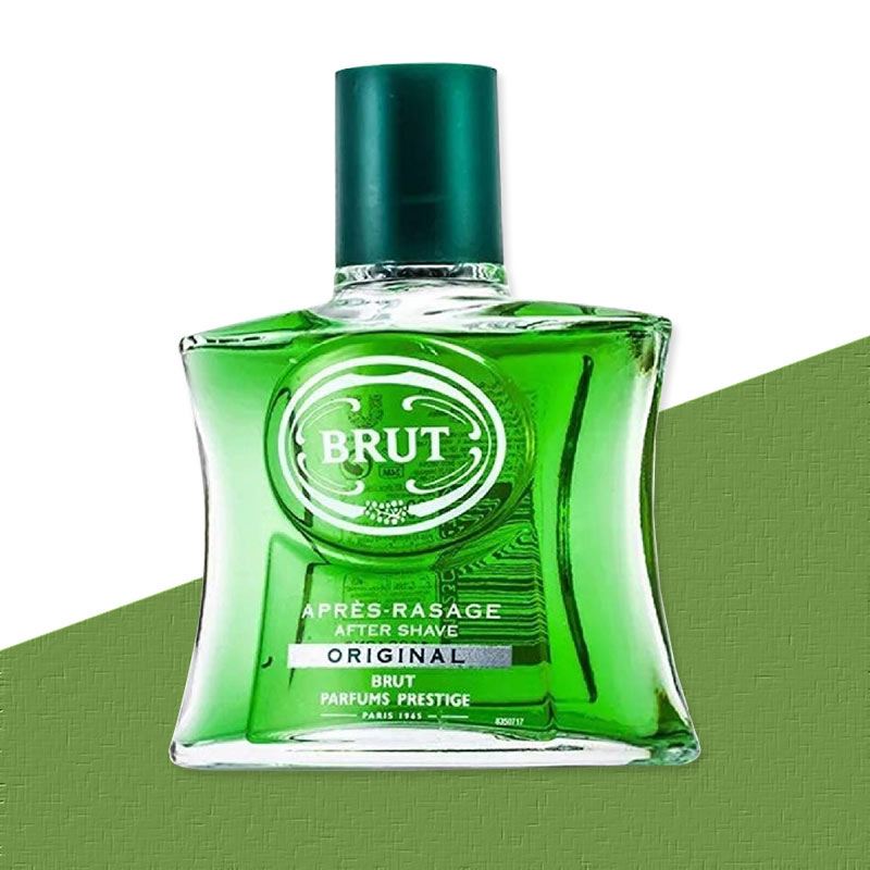 Brut Green Original Aftershave