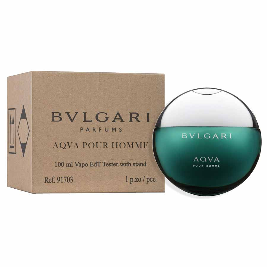 Bvlgari Aqva EDT Perfume Spray Tester Pack