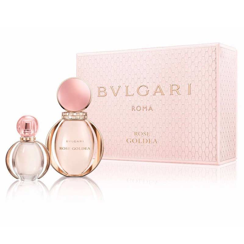 Bvlgari Roma Rose Goldea 2 Piece Gift Set