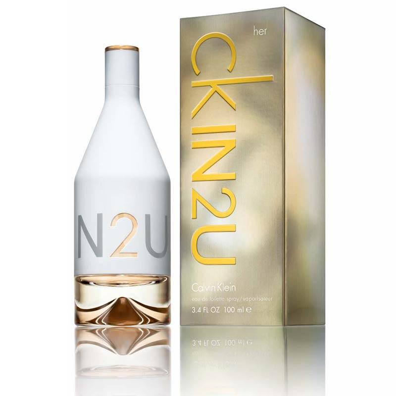Buy Calvin Klein In2u Perfume At Lowest Price At Deobazaarcom