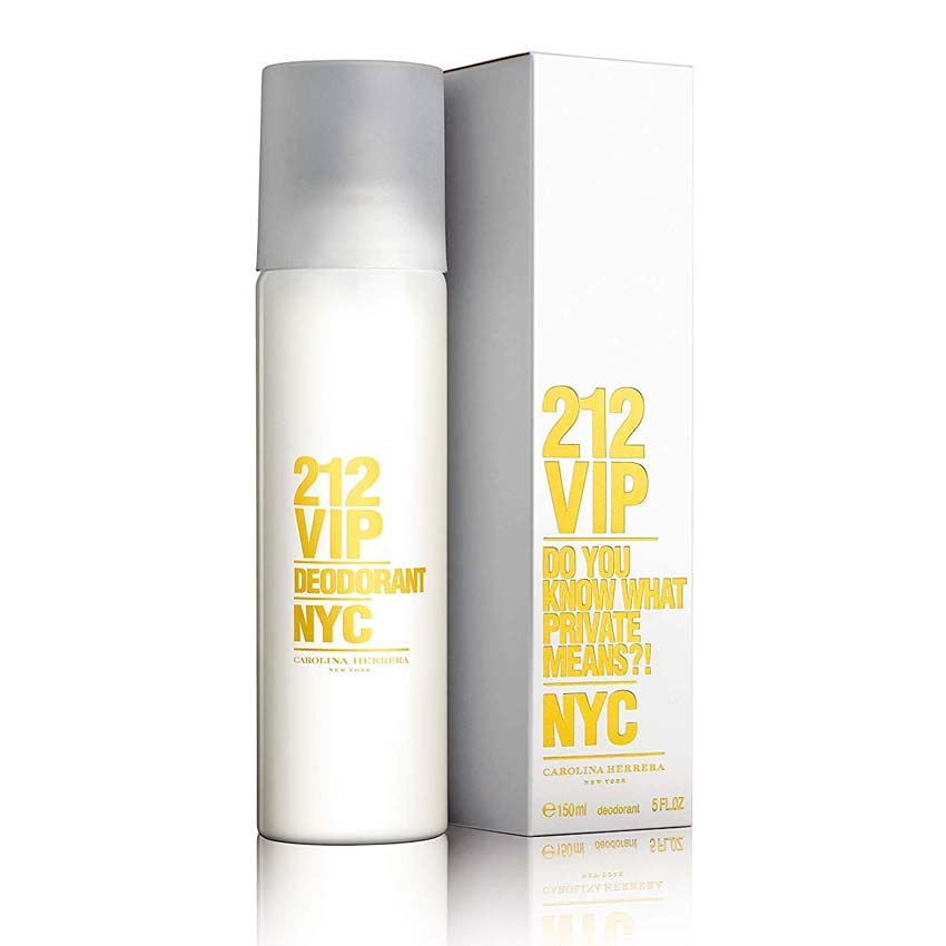 Carolina Herrera 212 VIP Deodorant Spray