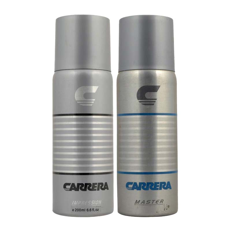 Carrera Impression, Master Pack of 2 Deodorants