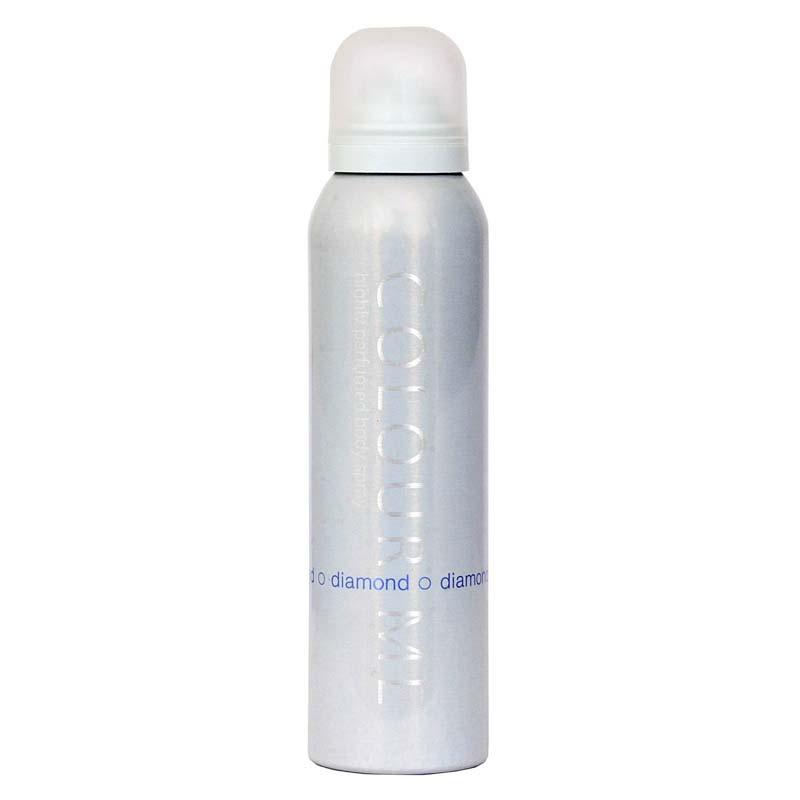 Colour Me Diamond Deodorant Spray