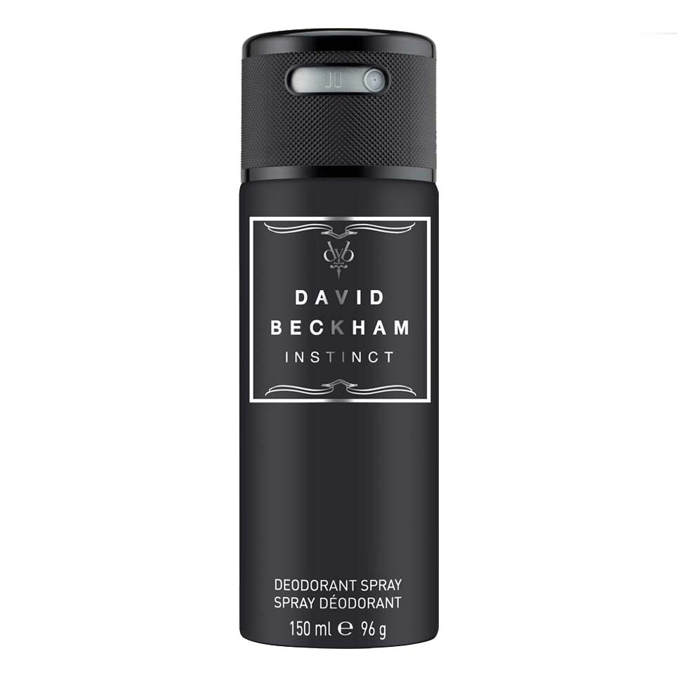 David Beckham Instinct Deodorant Spray