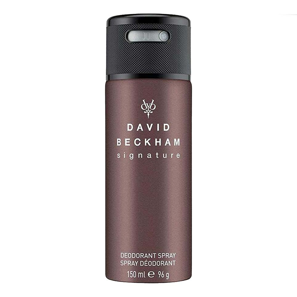 David Beckham Signature Deodorant Spray