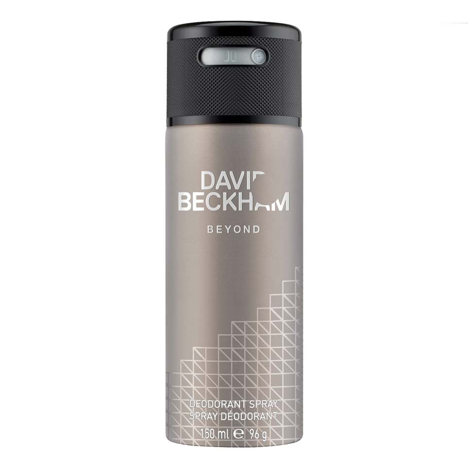 David Beckham Beyond Deodorant Spray