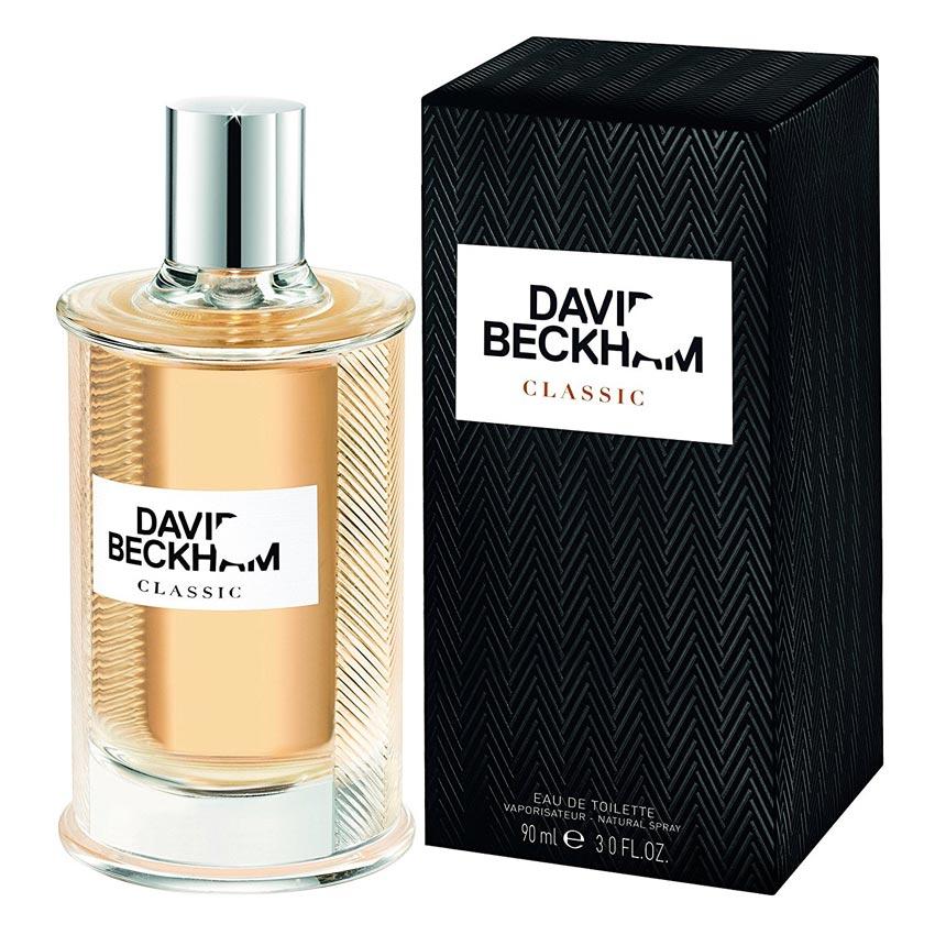 David Beckham Classic EDT Perfume Spray