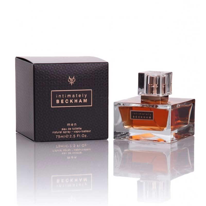 David Beckham Intimately EDT Perfume Spray