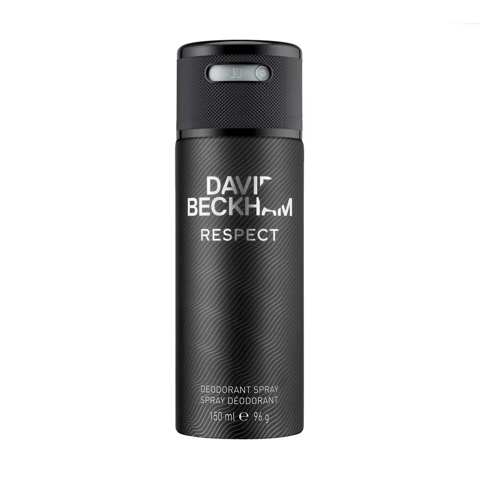 David Beckham Respect Deodorant Spray