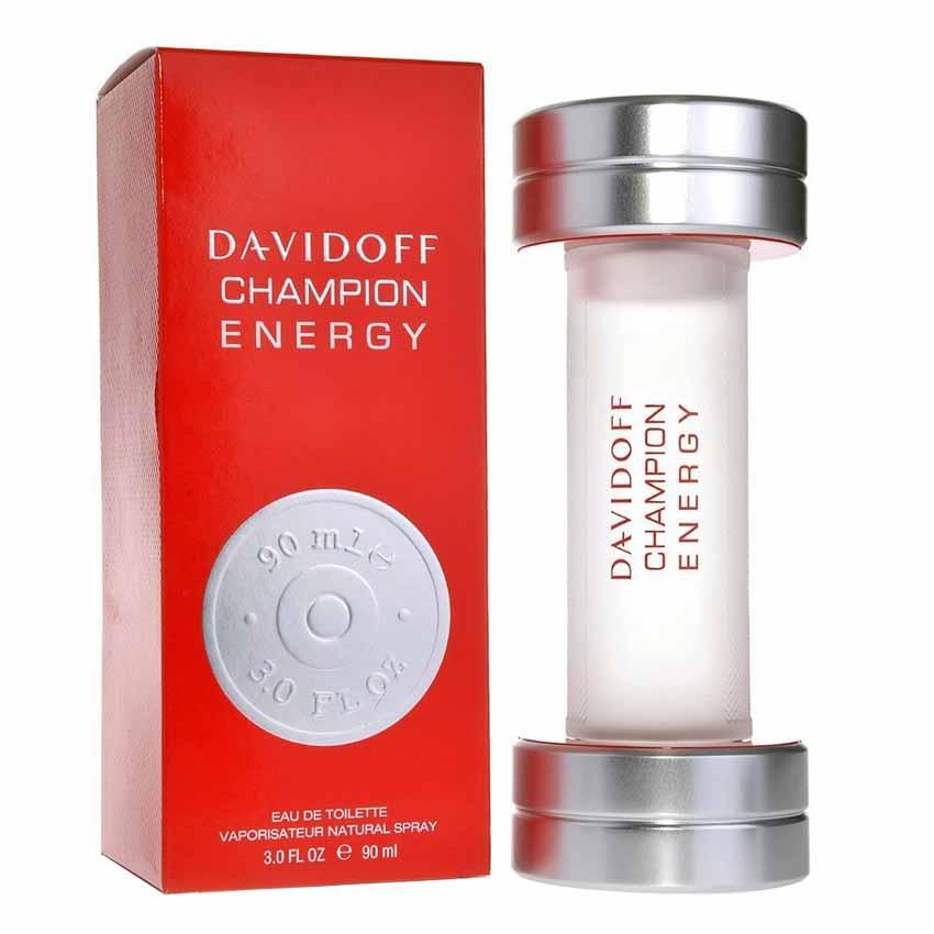 Jaguar Perfume Price In India: Davidoff Champion Energy EDT Perfume Spray 90 ML For Men