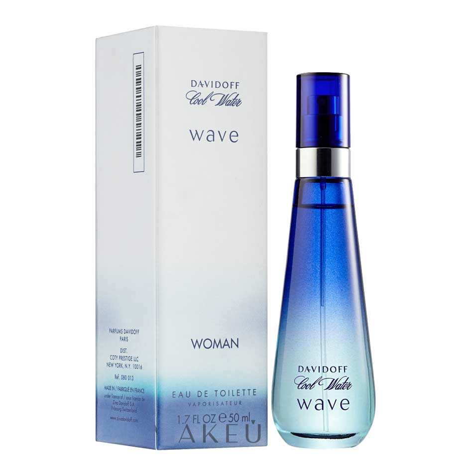 Davidoff Cool Water Wave Edt Perfume Spray 100 Ml For Men Buy