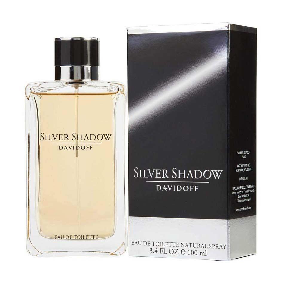 85bd61f4121e Davidoff Silver Shadow EDT Perfume Spray 100 ML for men