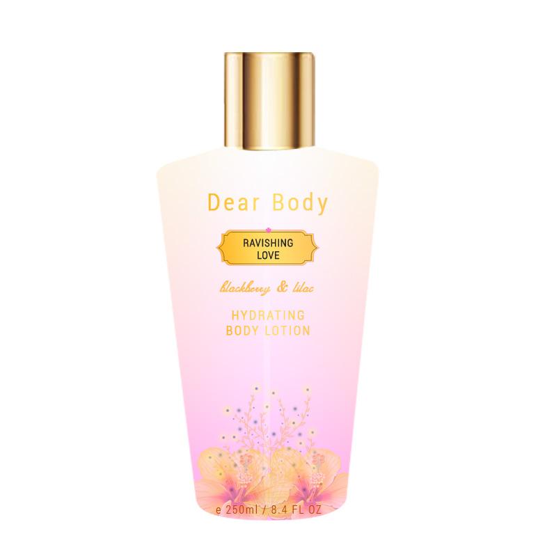 Dear Body Ravishing Love Luxury Hydrating Body Lotion