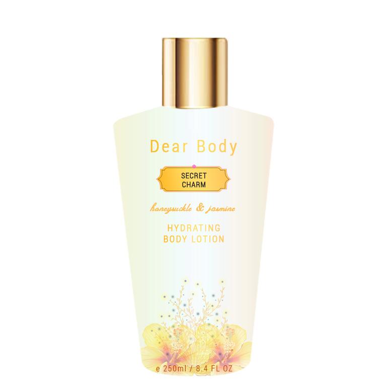 Dear Body Secret Charm Luxury Hydrating Body Lotion