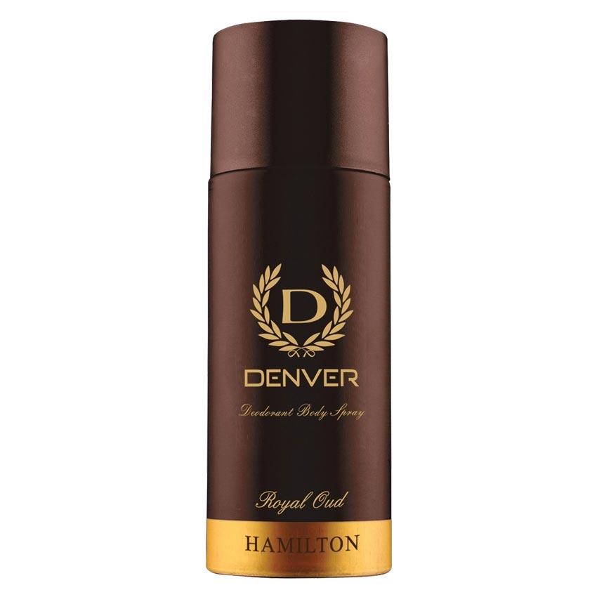 Denver Hamilton Royal Oud Deodorant Spray