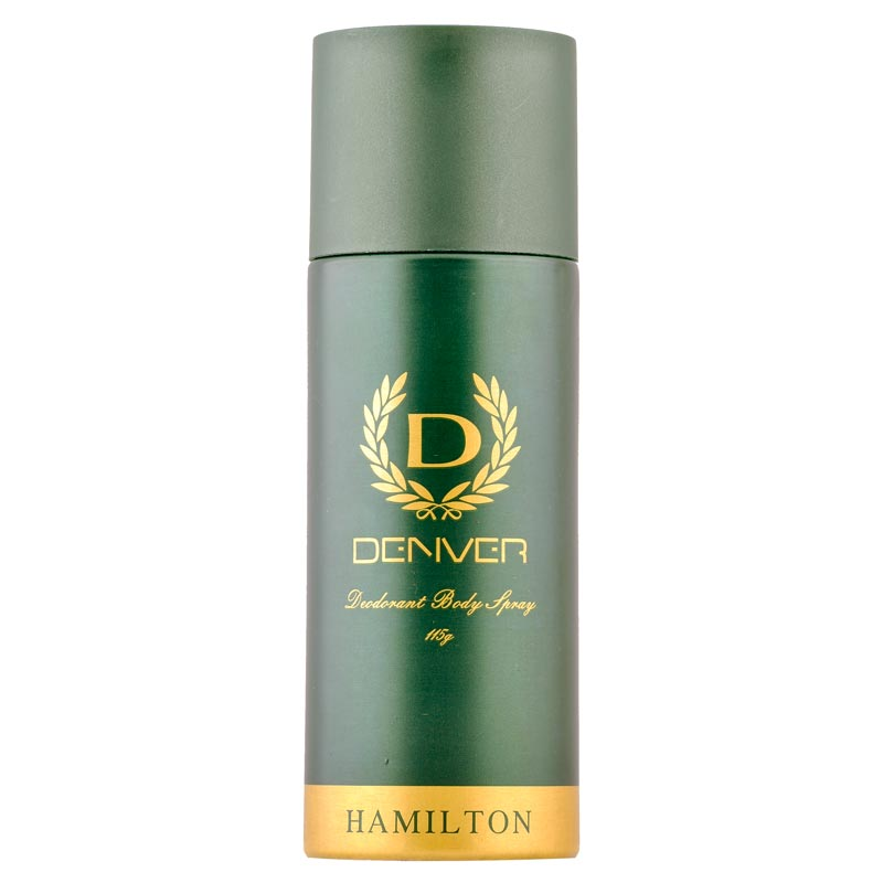 Denver Hamilton Deodorant Spray