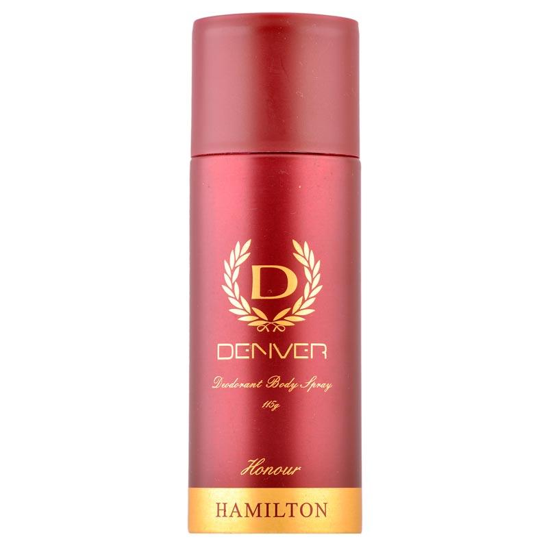 Denver Hamilton Honour Deodorant Spray